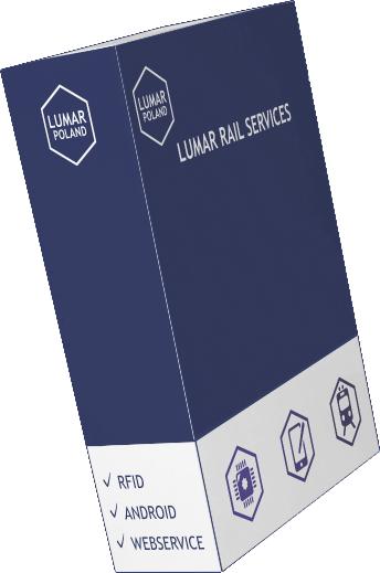Oprogramowanie Lumar Rail Services
